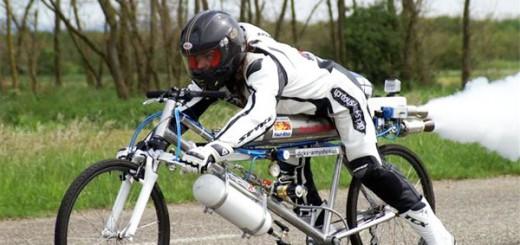 Vélo fusée