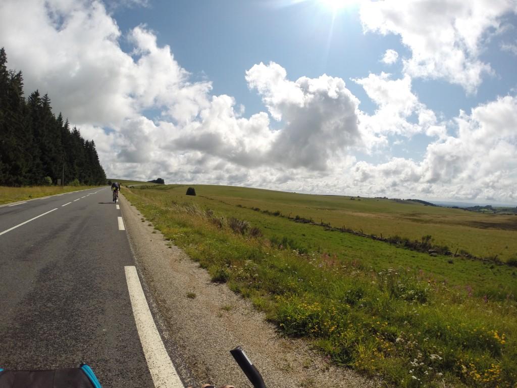 Etape 9 : Grande route Laguiole
