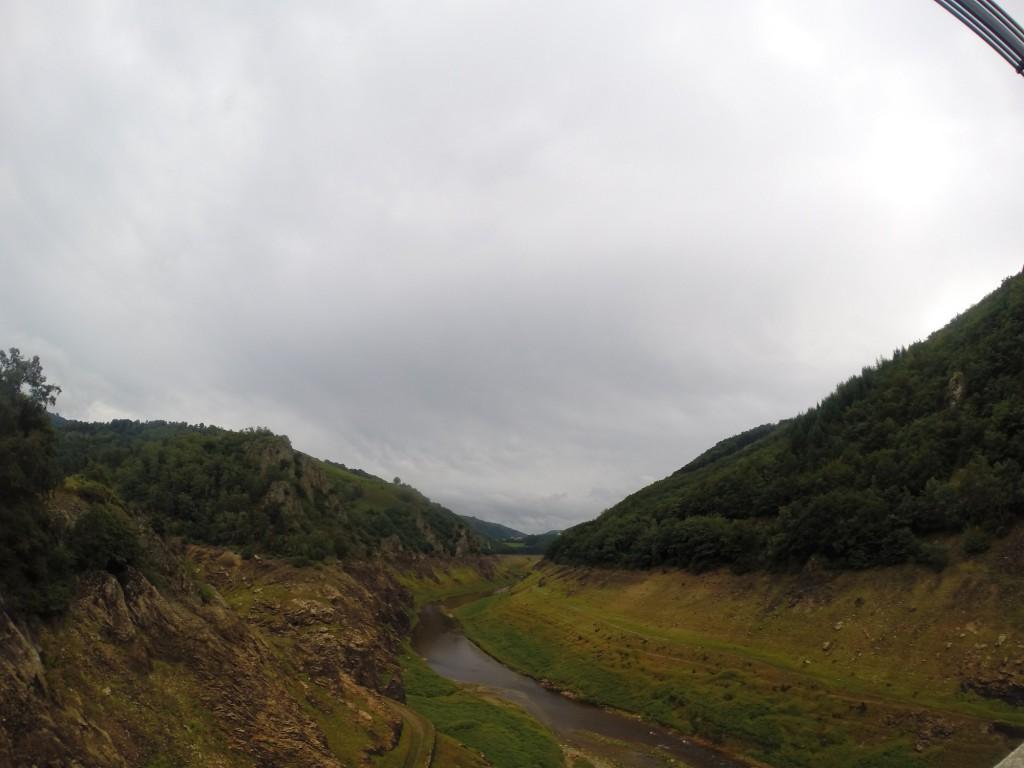 Etape 9 : Rivière pont de Tréboul