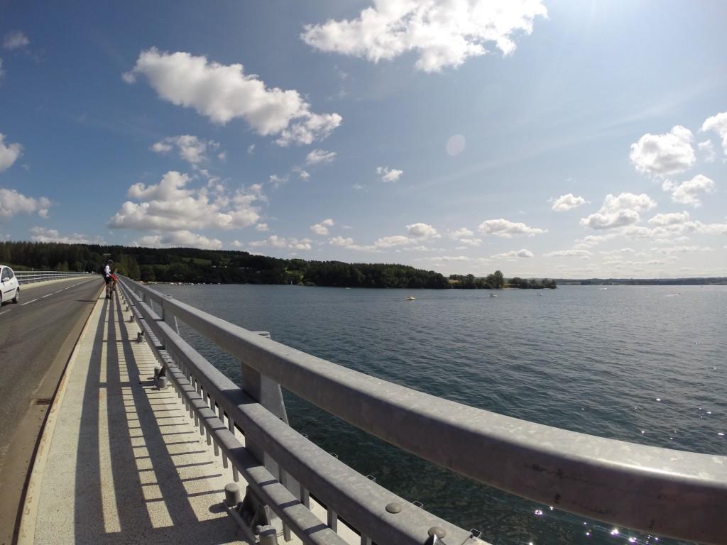 Etape 10 : Lac de Pareloup